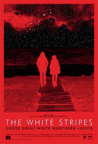 Cover The White Stripes - Under Great White Northern Lights [DVD]